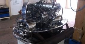63er VW T1 Samba mit dem gewissen Etwas  VW, T1, Samba, Bus, Oldtimer  Bild 572689