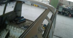 63er VW T1 Samba mit dem gewissen Etwas  VW, T1, Samba, Bus, Oldtimer  Bild 572695