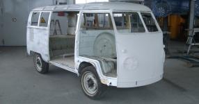 63er VW T1 Samba mit dem gewissen Etwas  VW, T1, Samba, Bus, Oldtimer  Bild 572697