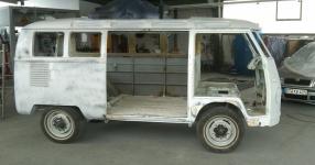 63er VW T1 Samba mit dem gewissen Etwas  VW, T1, Samba, Bus, Oldtimer  Bild 572698
