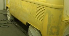 63er VW T1 Samba mit dem gewissen Etwas  VW, T1, Samba, Bus, Oldtimer  Bild 572705
