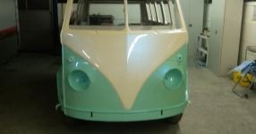 63er VW T1 Samba mit dem gewissen Etwas  VW, T1, Samba, Bus, Oldtimer  Bild 572722