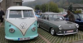 63er VW T1 Samba mit dem gewissen Etwas  VW, T1, Samba, Bus, Oldtimer  Bild 572737