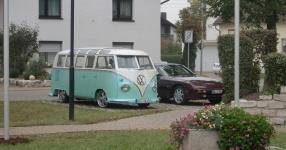 63er VW T1 Samba mit dem gewissen Etwas  VW, T1, Samba, Bus, Oldtimer  Bild 572738