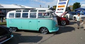 63er VW T1 Samba mit dem gewissen Etwas  VW, T1, Samba, Bus, Oldtimer  Bild 572742