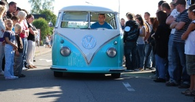 63er VW T1 Samba mit dem gewissen Etwas  VW, T1, Samba, Bus, Oldtimer  Bild 572745
