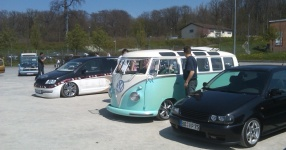 63er VW T1 Samba mit dem gewissen Etwas  VW, T1, Samba, Bus, Oldtimer  Bild 572746