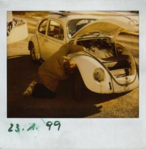 Die Verwandlung - Vom Mexicokäfer zum Lowbug:  (Bild 2)