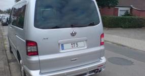 VW MULTIVAN T5 (7HM, 7HF) 10-2007 von Tikay  VW, MULTIVAN T5 (7HM, 7HF), Bus  Bild 576301