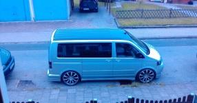 VW MULTIVAN T5 (7HM, 7HF) 10-2007 von Tikay  VW, MULTIVAN T5 (7HM, 7HF), Bus  Bild 576306
