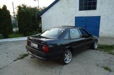 Opel VECTRA A CC (88, 89) 05-1994 von AtyVMZ  Opel, VECTRA A CC (88, 89), 4/5 Türer  Bild 578707