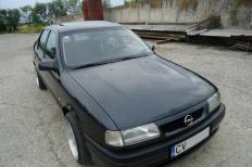 Opel VECTRA A CC (88, 89) 05-1994 von AtyVMZ  Opel, VECTRA A CC (88, 89), 4/5 Türer  Bild 578710