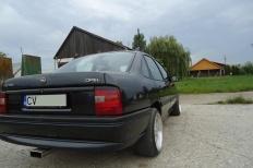 Opel VECTRA A CC (88, 89) 05-1994 von AtyVMZ  Opel, VECTRA A CC (88, 89), 4/5 Türer  Bild 578711