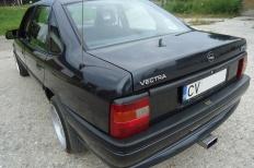 Opel VECTRA A CC (88, 89) 05-1994 von AtyVMZ  Opel, VECTRA A CC (88, 89), 4/5 Türer  Bild 578712