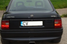 Opel VECTRA A CC (88, 89) 05-1994 von AtyVMZ  Opel, VECTRA A CC (88, 89), 4/5 Türer  Bild 578716