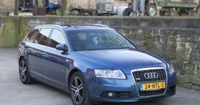 Audi A6 Avant (4F5) 06-2007 von Schnubbie1984  Kombi, Audi, A6 Avant (4F5)  Bild 580153
