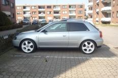 Audi A3 (8L1) 12-1997 von Martinkr  Audi, A3 (8L1), 2/3 Türer  Bild 580675