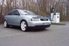 Audi A3 (8L1) 12-1997 von Martinkr  Audi, A3 (8L1), 2/3 Türer  Bild 580678