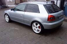 Audi A3 (8L1) 12-1997 von Martinkr  Audi, A3 (8L1), 2/3 Türer  Bild 580682