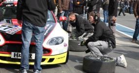 meingolf.de Treffen zu den VLN-Test- und Einstellfahrten Nürburgring VLN Golf Treffen meingolf.de  Bild 581419