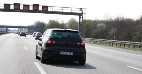 Hinfahrt zur VLN Nürburgring VLN Golf Treffen meingolf.de  Bild 581435
