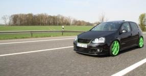 Hinfahrt zur VLN Nürburgring VLN Golf Treffen meingolf.de  Bild 581436