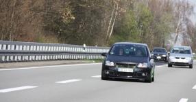 Hinfahrt zur VLN Nürburgring VLN Golf Treffen meingolf.de  Bild 581437