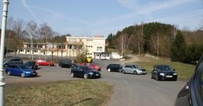 Hinfahrt zur VLN Nürburgring VLN Golf Treffen meingolf.de  Bild 581440