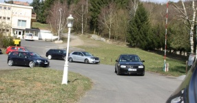 Hinfahrt zur VLN Nürburgring VLN Golf Treffen meingolf.de  Bild 581441