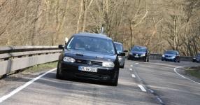 Hinfahrt zur VLN Nürburgring VLN Golf Treffen meingolf.de  Bild 581442