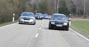 Hinfahrt zur VLN Nürburgring VLN Golf Treffen meingolf.de  Bild 581444