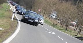 Hinfahrt zur VLN Nürburgring VLN Golf Treffen meingolf.de  Bild 581447