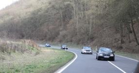 Hinfahrt zur VLN Nürburgring VLN Golf Treffen meingolf.de  Bild 581449