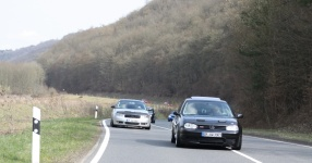 Hinfahrt zur VLN N�rburgring VLN Golf Treffen meingolf.de  Bild 581450