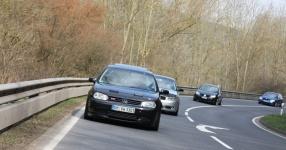 Hinfahrt zur VLN Nürburgring VLN Golf Treffen meingolf.de  Bild 581452