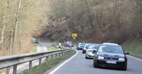 Hinfahrt zur VLN Nürburgring VLN Golf Treffen meingolf.de  Bild 581453