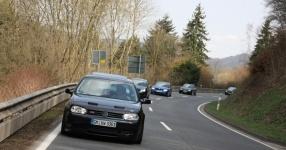 Hinfahrt zur VLN Nürburgring VLN Golf Treffen meingolf.de  Bild 581454