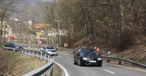 Hinfahrt zur VLN Nürburgring VLN Golf Treffen meingolf.de  Bild 581455