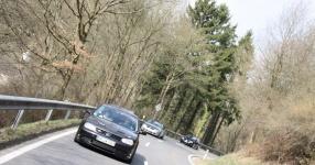 Hinfahrt zur VLN N�rburgring VLN Golf Treffen meingolf.de  Bild 581456