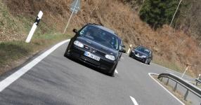 Hinfahrt zur VLN Nürburgring VLN Golf Treffen meingolf.de  Bild 581459