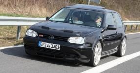 Hinfahrt zur VLN Nürburgring VLN Golf Treffen meingolf.de  Bild 581461