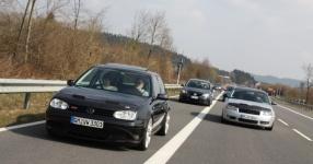 Hinfahrt zur VLN Nürburgring VLN Golf Treffen meingolf.de  Bild 581462