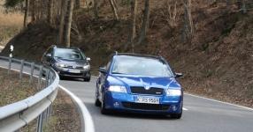 Hinfahrt zur VLN Nürburgring VLN Golf Treffen meingolf.de  Bild 581464