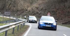 Hinfahrt zur VLN Nürburgring VLN Golf Treffen meingolf.de  Bild 581465
