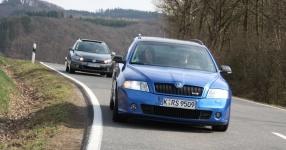Hinfahrt zur VLN Nürburgring VLN Golf Treffen meingolf.de  Bild 581466
