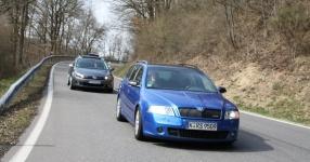 Hinfahrt zur VLN Nürburgring VLN Golf Treffen meingolf.de  Bild 581467