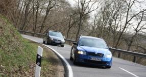 Hinfahrt zur VLN Nürburgring VLN Golf Treffen meingolf.de  Bild 581468
