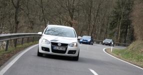 Hinfahrt zur VLN Nürburgring VLN Golf Treffen meingolf.de  Bild 581469
