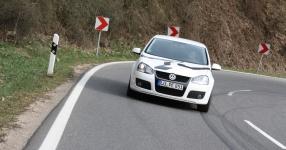Hinfahrt zur VLN Nürburgring VLN Golf Treffen meingolf.de  Bild 581470