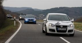 Hinfahrt zur VLN Nürburgring VLN Golf Treffen meingolf.de  Bild 581473